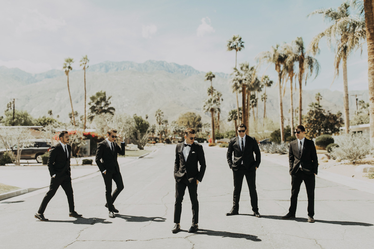 the-grrom-and-his-groomsmen-palm-springs-california-wedding