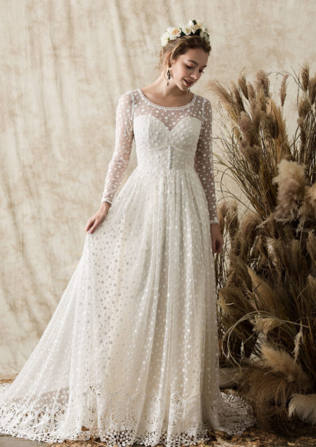 miranda-lace-gown-with-full-skirt-long-sleeves-backless-wedding-dress