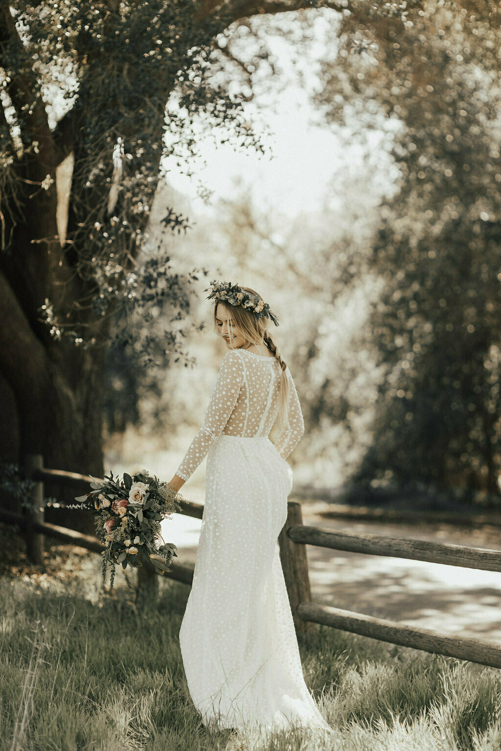 dreamers-and-lovers-audrey-long-sleeves-lace-wedding-dress-with-sheer-covered-back-and-small-train