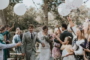 bohemian-uk-bride-at-hyde-estates-she-wears-a-long-sleeve-lace-bohemian-wedding-dress