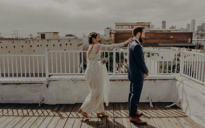 A Dreamy Warehouse Wedding in Los Angeles