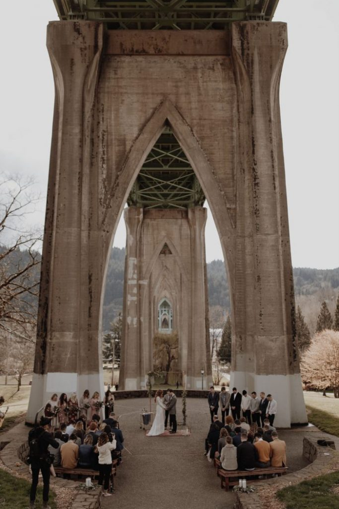 intimate-wedding-ceremony-at-cathedral-city-in-this-breathtaking-laidback-boho-ceremony