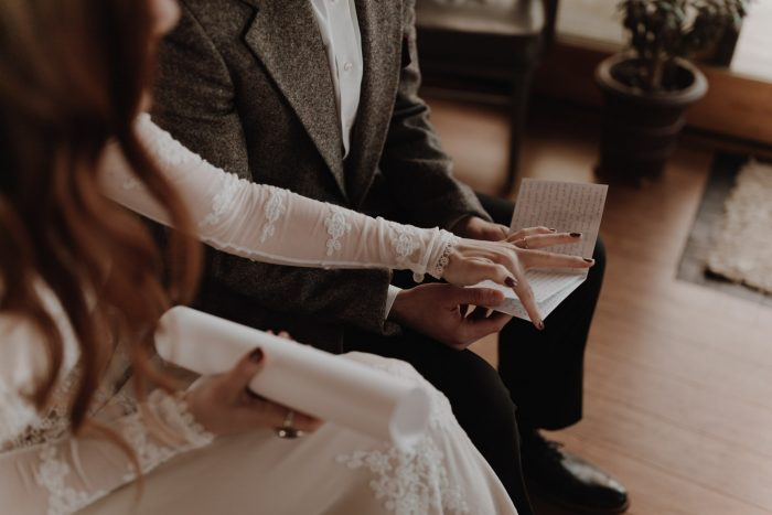 Cathedral-City-Portland-Wedding-Bride-and-groom-first-look-boho-wedding-inspiration
