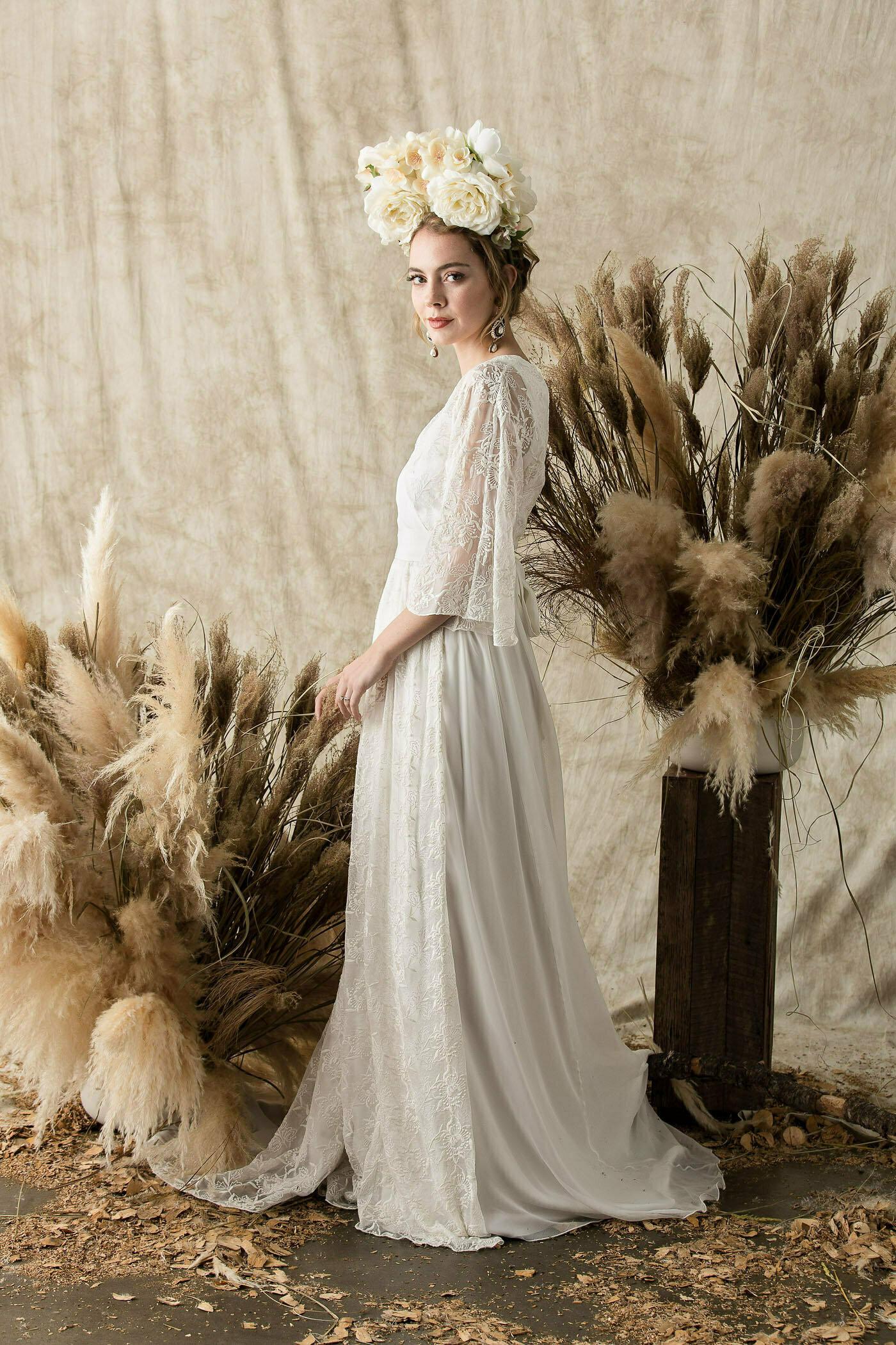 dreamers-and-lovers-kimono-sleeve-bohemian-silk-wedding-dress