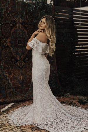 callista-off-the-shoulder-off-white-lace-wedding-dress-with-sweetheart-neckline-flutter-sleeves-and-dreamy-long-train