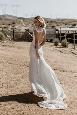 discover-the-new-evie-crepe-and-lace-high-neck-cut-out-open-back-wedding-dress