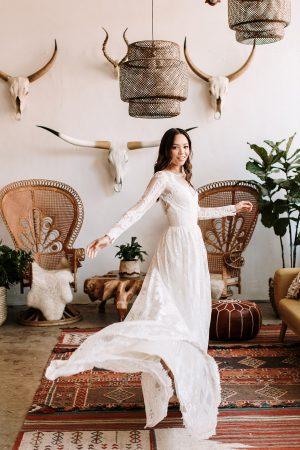 Slowy-boho-long-sleeve-lace-wedding-dress-long-sleeves-scalloped-hem