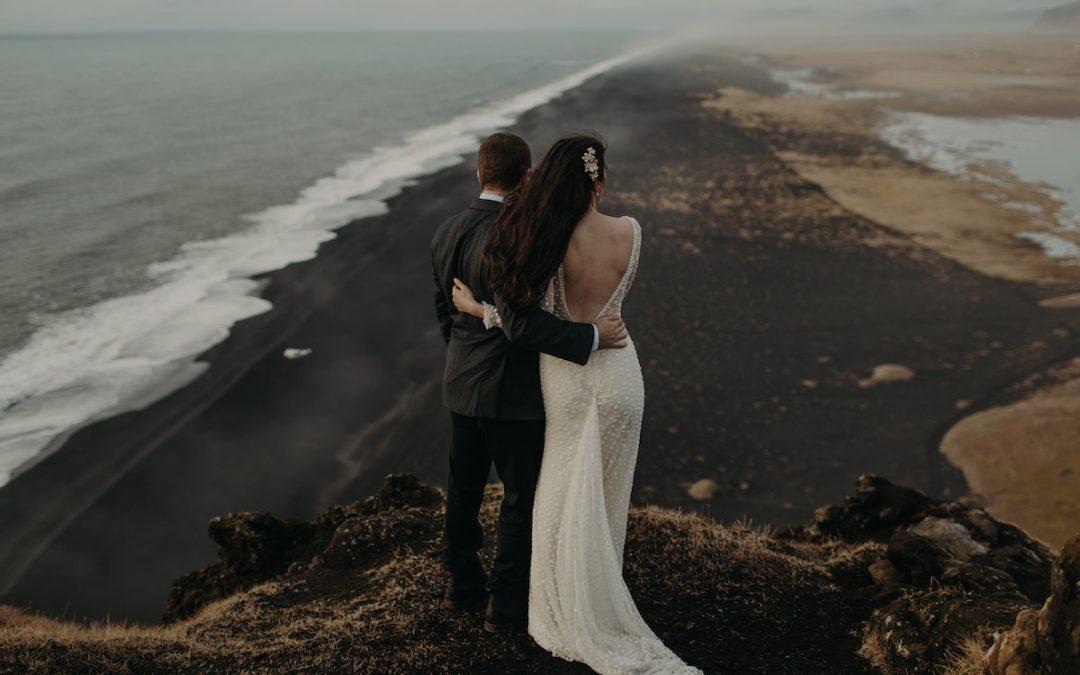 A Fairytale Romance Blossomed on Skype