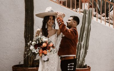 Vibrant and Fun Mexican Inspired Wedding