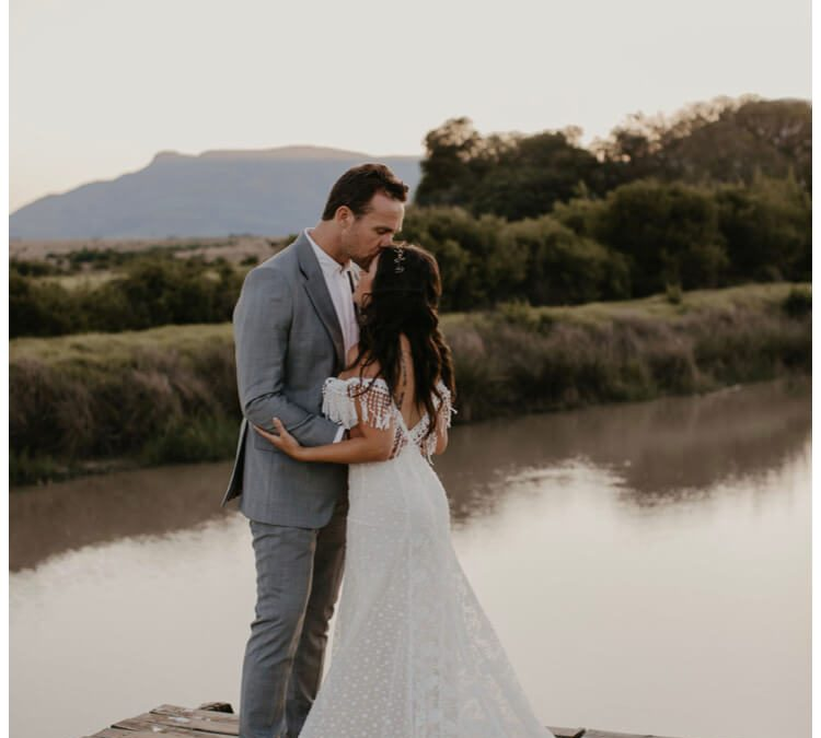 Small Intimate Wedding in South Africa