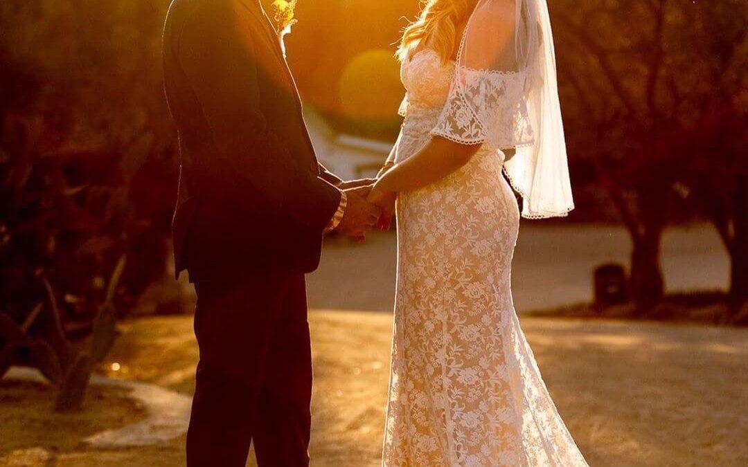 Erika + Bobby Spanish Style Wedding