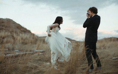 Elopement Wedding Dresses to Love Now