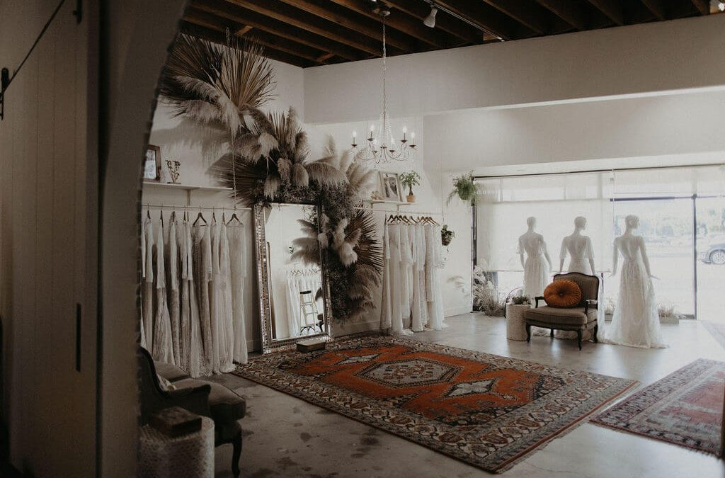 Wedding Dress Shopping in Los Angeles at our New Venice Flagship