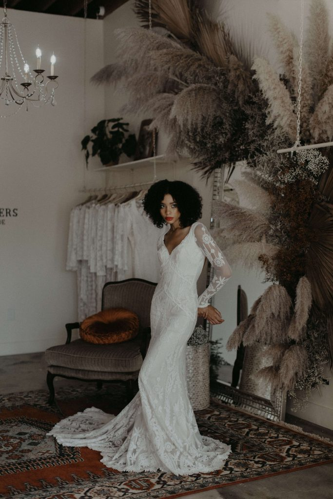 inside-of-a-bridal-shop-in-los-angeles-filled-with-dreamy-boho-wedding-dresses