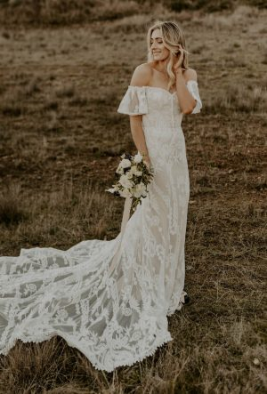 Caroline-off-the-shoulder-lace-wedding-dress/