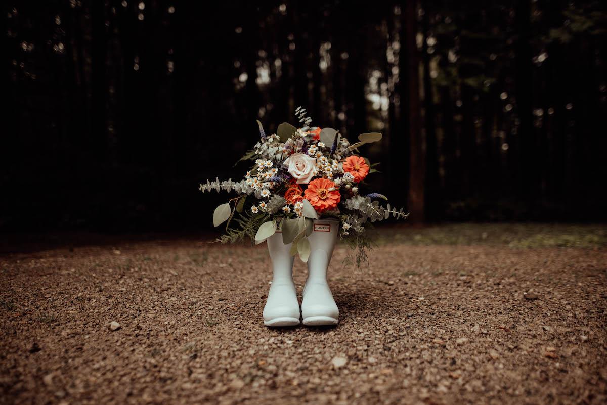 Alison Wedding Flowers